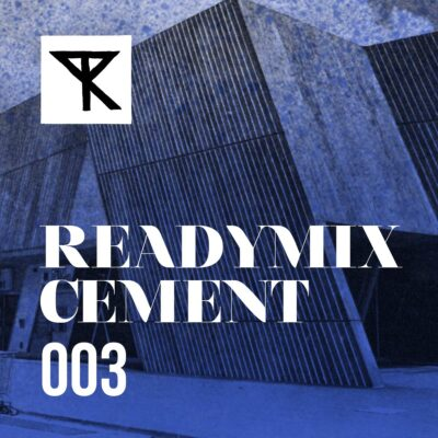 Ready Mix Cement 003 (Cover Image)